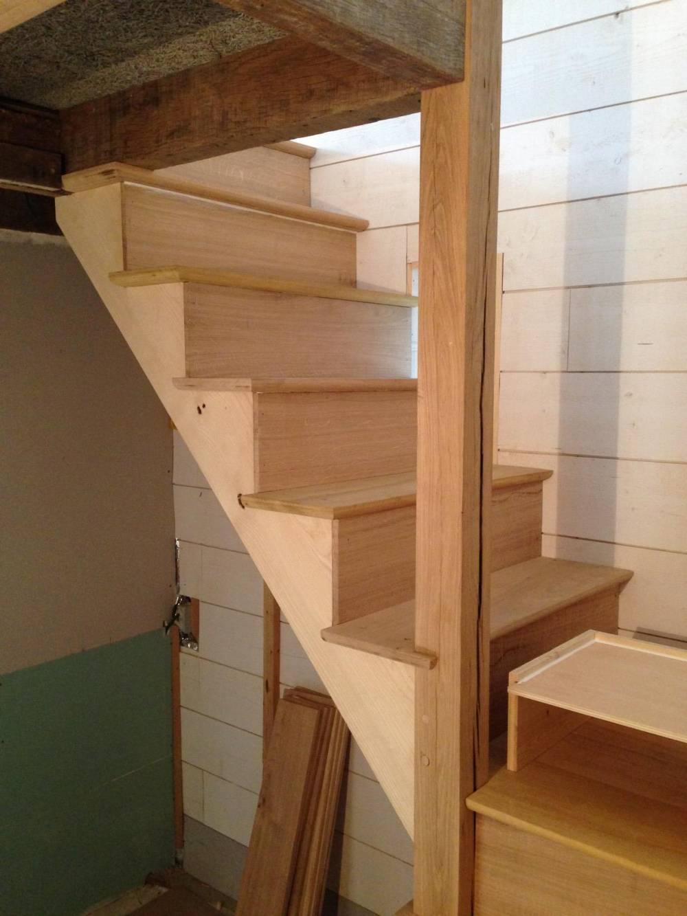 Escalier bois sur mesure Angers - Fabricant d\'Escalier ...
